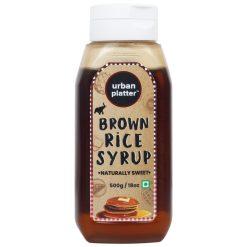 Urban Platter Organic Brown Rice Syrup, 500g