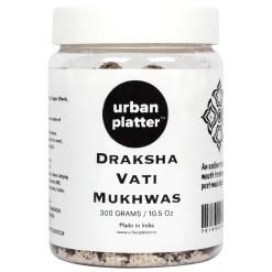 Urban Platter Nagpur ki Angoori Goli Mukhwas, 300g / 10.5oz [Mouth Freshener, Digestive, After-Meal Snack]