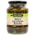Urban Platter Spicy Jalapeno Relish, 375g