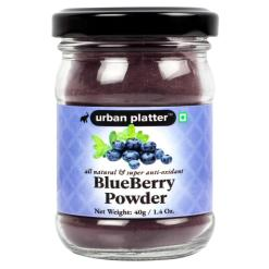 Urban Platter Freeze Dried Blueberry Powder, 40g