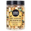 Urban Platter Dry Ginger Mukhwas, 250g / 8.82oz [Mouth Freshener, Digestive, After-Meal Snack]