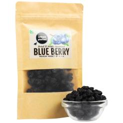 Urban Platter Dried Blueberry, 100g [All Natural, Premium Quality, Superfood]