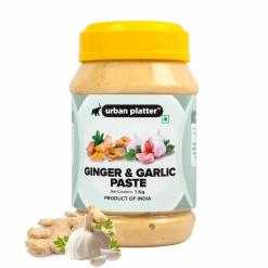Urban Platter Ginger & Garlic Paste, 1Kg / 35.2oz [Premium Quality, Aromatic & Flavourful]
