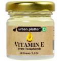 Urban Platter Vitamin E Oil, 30g / 1.1oz [Pure Tocopherol, Food Grade, Plant-based]