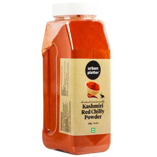 Urban Platter Kashmiri Red Chilly Powder, 400g