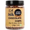 Urban Platter Milk Chocolate Chips, 350g