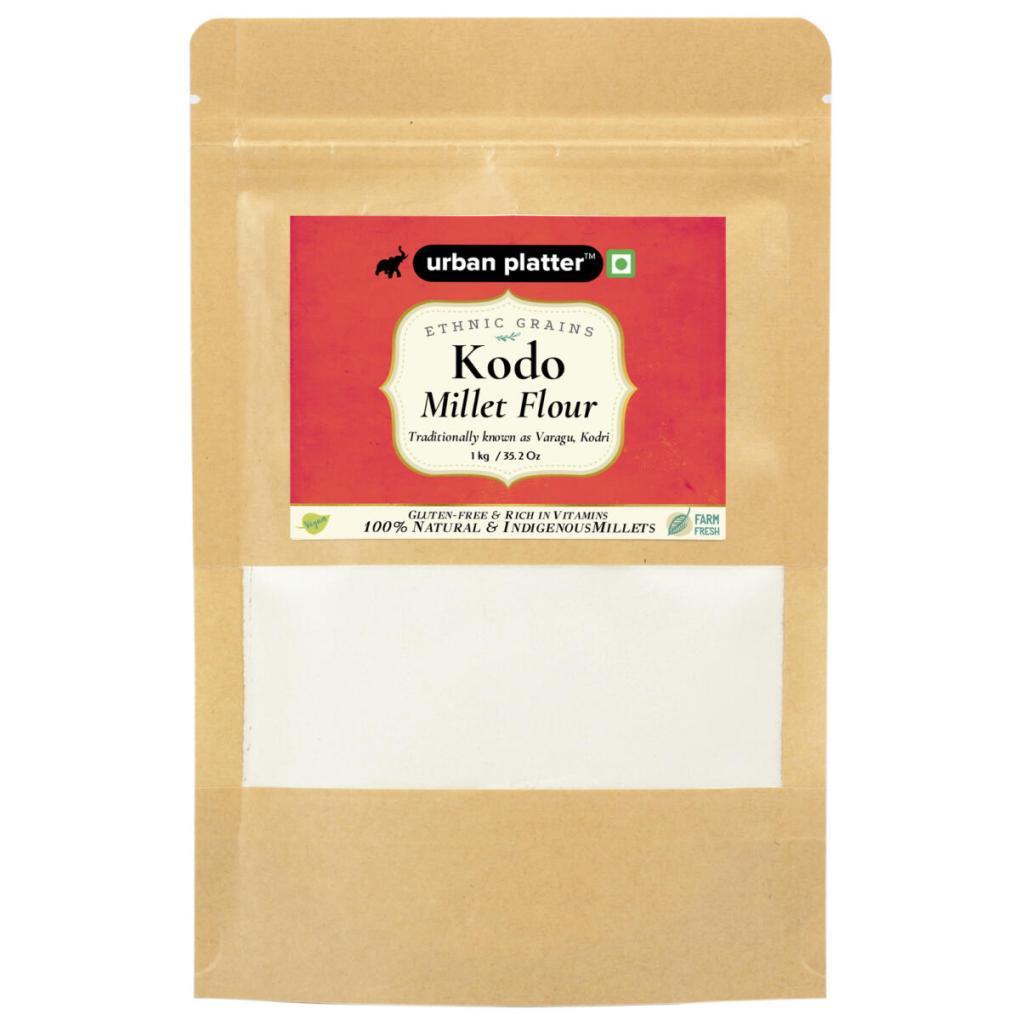 Urban Platter Kodo Millet Flour (Varagu Flour), 1Kg / 35.2oz