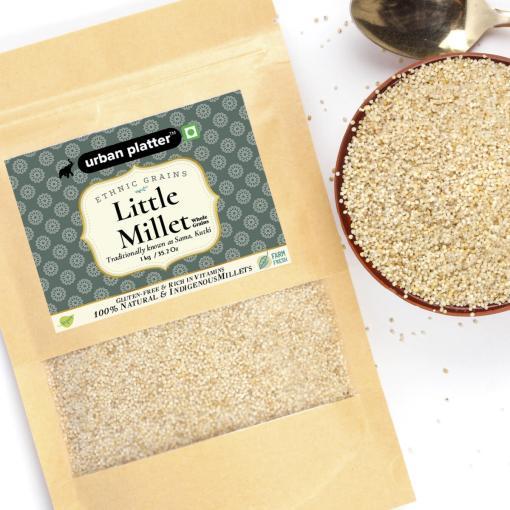 Urban Platter Little Millet (Sama), 1Kg / 35.2oz