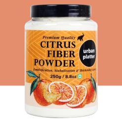 Urban Platter Citrus Fiber Powder, 1Kg / 35.2oz [HoReCa, Emulsifier, Stabilizer & Thickener]