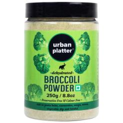 Urban Platter Dehydrated Broccoli Powder, 250g