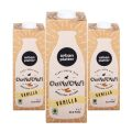 Urban Platter OatWOW Vanilla, 1 Litre / 35.2fl.oz [Pack of 3, Dairy-free Oat Milk, Delicious and Aromatic, Lactose-free]