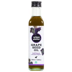 Urban Platter Pure Grape Seed Oil, 250ml