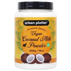 Urban Platter Vegan Coconut Milk Powder Jar, 400g