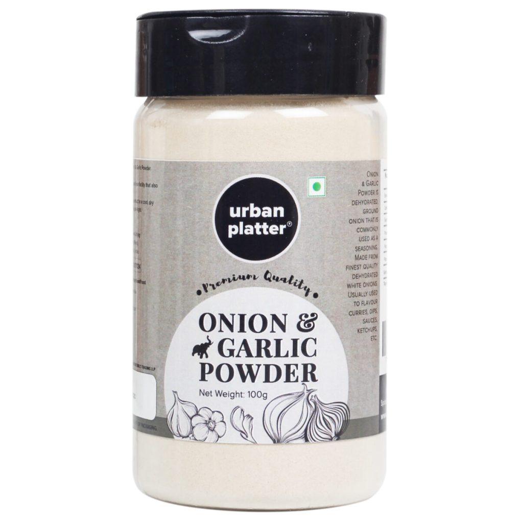 Urban Platter Dehydrated Onion & Garlic Powder, 100g