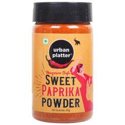 Urban Platter Hungarian Style Sweet Paprika Powder, 80g