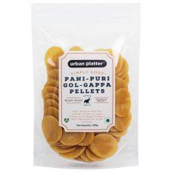 Urban Platter Ready-to-fry Dry Gol Gappa (Pani Puris), 200g