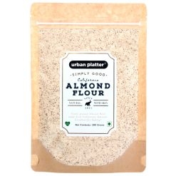 Urban Platter Natural Almond Flour, 200g [Gluten-Free, Low-carb, Unblanched]
