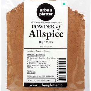 Urban Platter Allspice Powder, 1Kg / 35.2oz [All Natural, Premium Quality & Gourmet Grade]