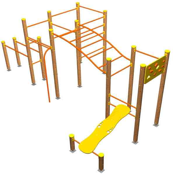 Modules calisthenics bois