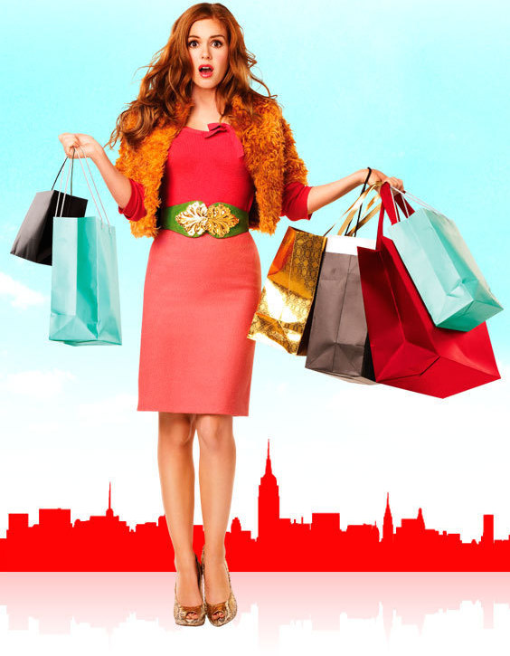 Confessions of a Shopaholic, Shopaholic, Fashion Victim