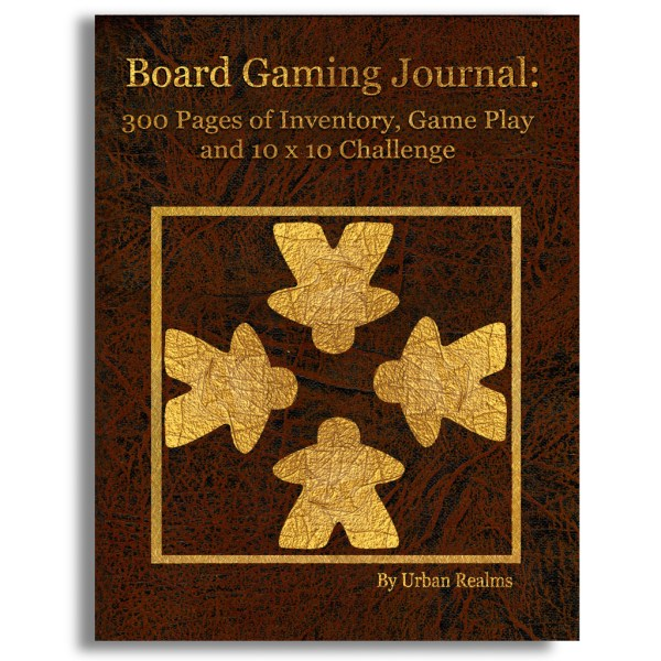 Board Gaming Journal