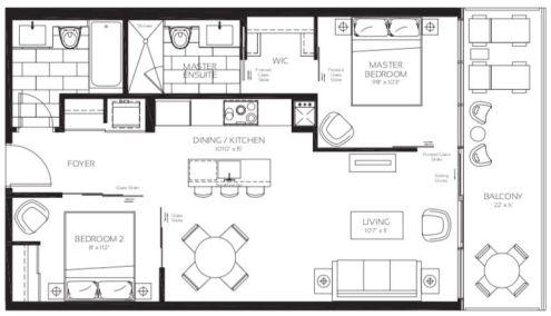 488 University Ave - Grand Avenue Floorplan - Call Yossi Kaplan