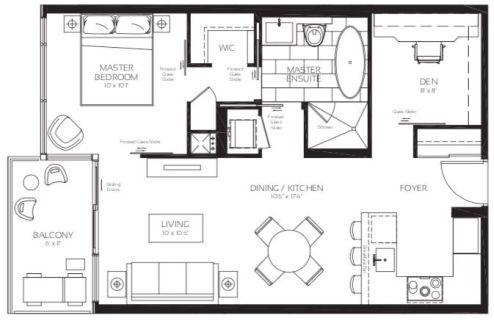 488 University Ave - Melrose Floorplan - Call Yossi Kaplan