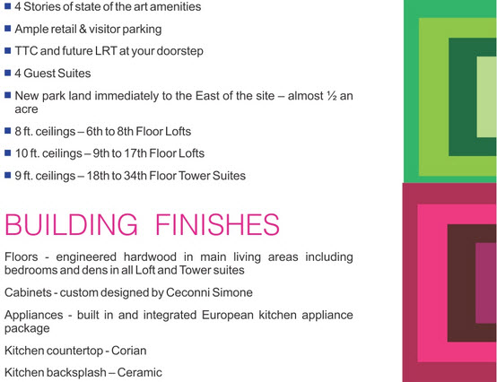 ART SHOPPE CONDOS FACT SHEET 3