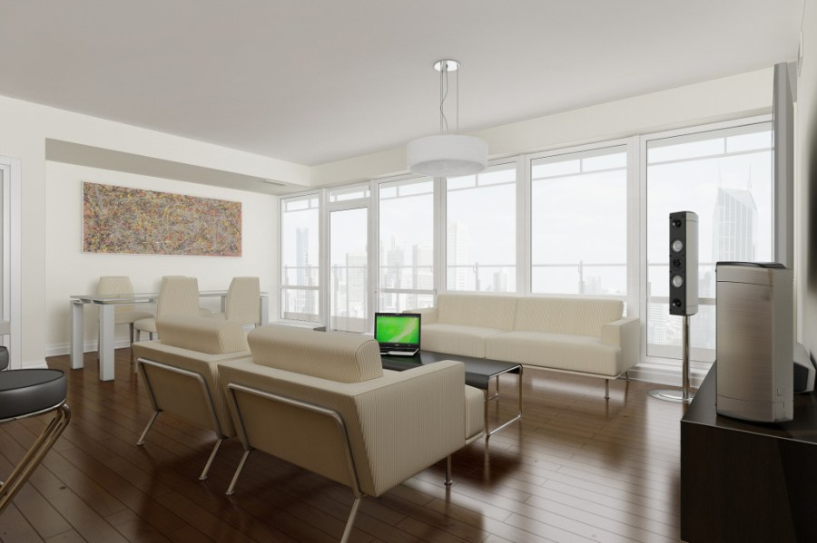 FESTIVAL TOWER CONDOS FOR SALE - TWO BEDROOM SUITES (2)