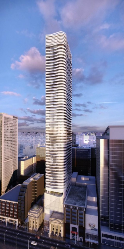 MASSEY TOWER CONDOS FOR SALE - YONGE AND QUEEN - CONTACT YOSSI KAPLAN