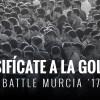 Se habre la inscripción de la Gold Battle Murcia 2017 en la web de Urban Roosters