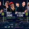 Lit Killah y Ecko vs España