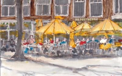 Sketch Day Den Haag