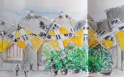 Sketch Day Rotterdam