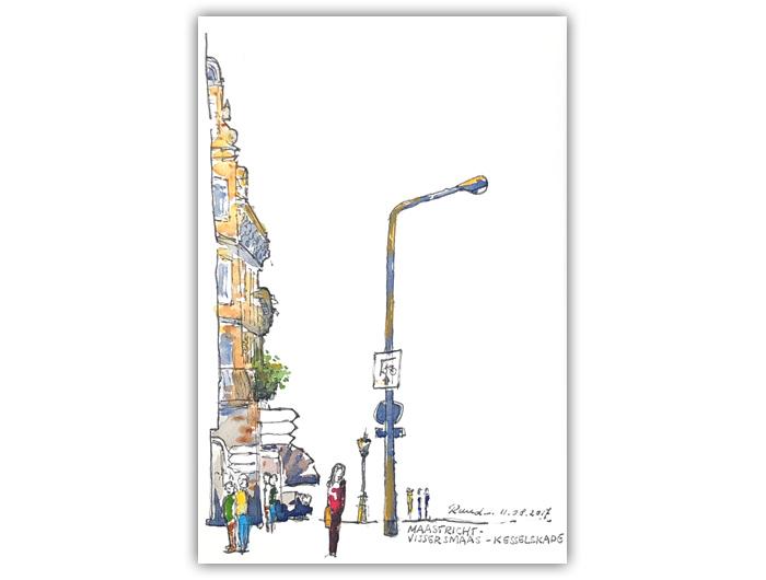Sketch Weekend Maastricht wordt Sketch Day Maastricht