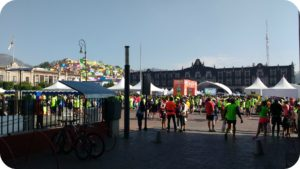 finish line abuzz