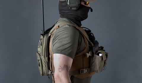 Haley Strategic Partners HSP FlatPack Black Coyote Multicam Ranger Green 04
