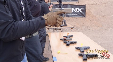 SPHINX SDP Compact Sand Duty 17rds 9x19