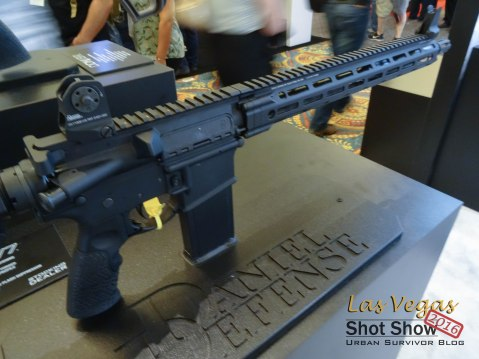 Shot Show Daniel Defense DDM4V7 V7