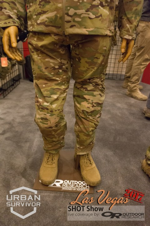 Outdoor Research Obsidian Hooded Pants Multicam