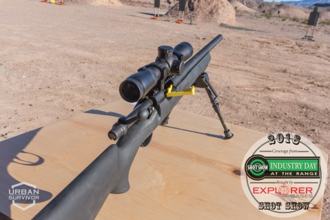 Geissele 700 Trigger SHOT Show 2018 Industry Day at the Range (4)