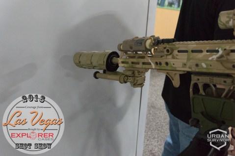 KDG Scarlett MREX Handguard SHOT Show 2018 (1)