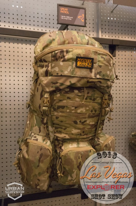 Mystery Ranch SPEAR Assault Patrol Recce Multicam SOCOM SHOT Show 2018 (5)