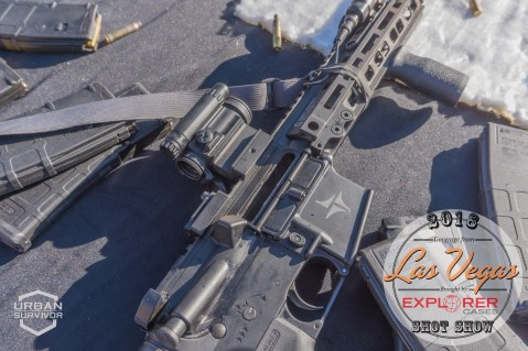 Triarc Systems AR15 First Spear Range Day SHOT Show 2018 (4)