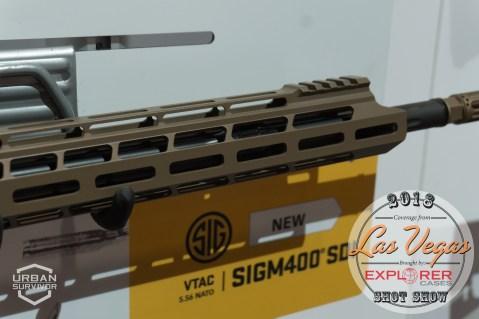 Sig Sauer SIGM400 SDI SHOT Show 2018 (25)