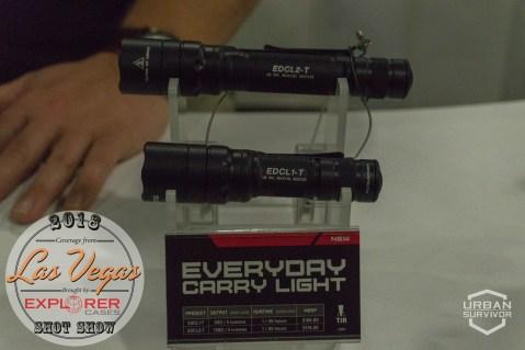 SureFire EDCL1-T EDCL2-T SHOT Show 2018 (1)