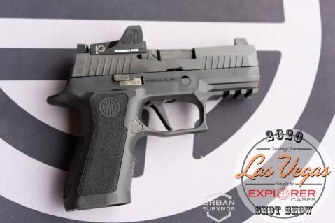 SHOT 2020 Sig Sauer Range Day-45