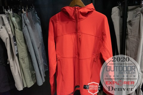 Outdoor Retailer Snow Show 2020 Beyond Clothing K5 Aptus Red (1)