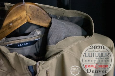Outdoor Retailer Snow Show 2020 Beyond Clothing K5 Modus Jacket (2)