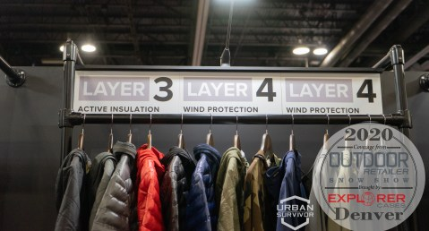 Outdoor Retailer Snow Show 2020 Beyond Clothing Layering System (4)